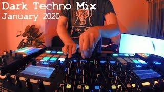 Dark Techno ( Underground) Mix 2020 January