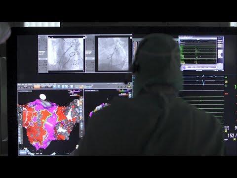 Informationsfilm om Karolinska Universitetssjukhusets nya sjukhusbyggnad i Solna