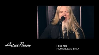 Powerless Trio I See Fire live - Genelec Music Channel.mp3