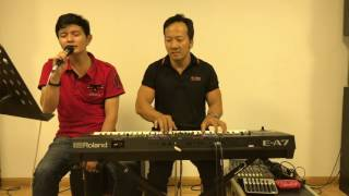 Demo style Roland E-A7 Phải lòng cô gái Bến Tre