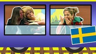 فوزي موزي وتوتي – قطار السويد – Sweden Train