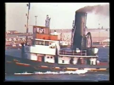 Coal Loader at Port Kembla 1964.