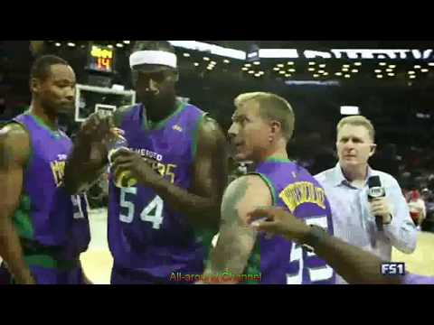 Jason Williams Big 3 League Game #1 + Knee Injury.