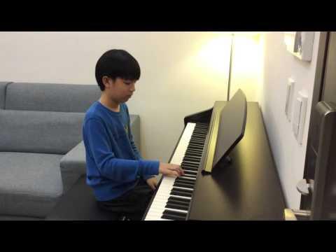 "Chopin,""The Minute Waltz""Valse Op,64-1蕭邦小狗圓舞曲-鄭軒(9)"