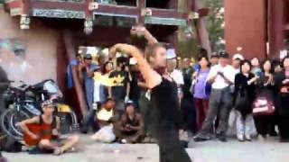Broken Zirkus Band in Mongolia 4