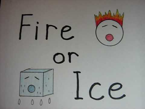 Fire or Ice (cover Parody)-clip