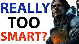 Death Stranding Impressions Review | An XBOX Fan's Honest Take | Is This Game To Smart For Everyone?