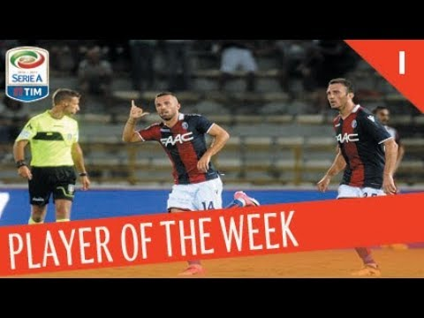 PLAYER OF THE WEEK - Giornata 1 - Serie A TIM 2017/18