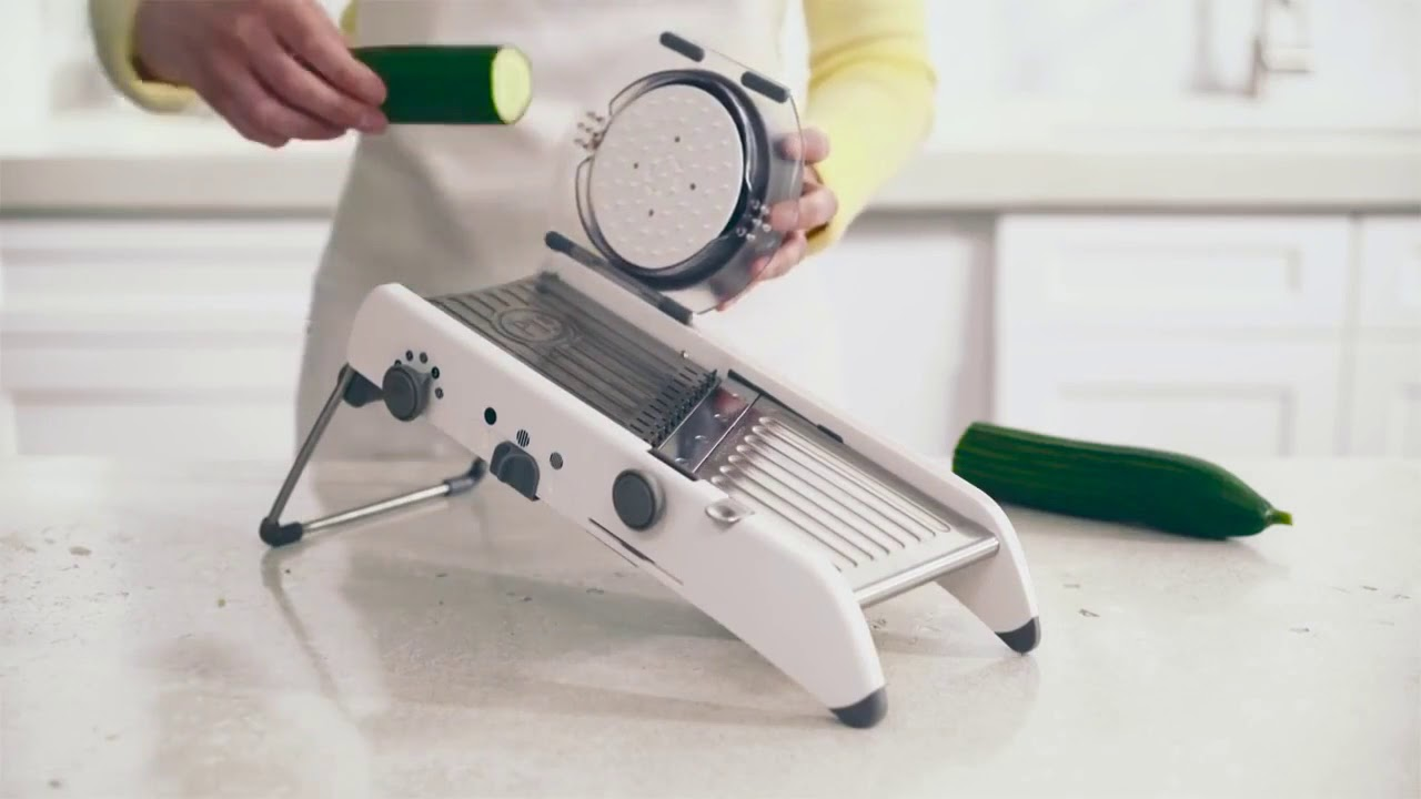 Mandolin Kitchen Slicer Modular Outdoor Pl8 Professional Mandoline 專業曼陀林切片機 Youtube