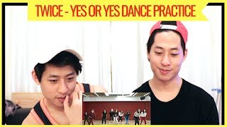 """Download Video TWICE """"YES or YES"""" DANCE VIDEO 트와이스 (NZ TWINS REACT) MP3 3GP MP4"""
