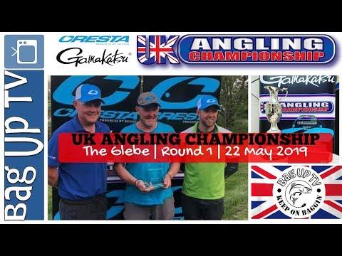 UK Angling Championship 2019 | Round 1 - The Glebe | Mallory Park | BagUpTV | LIVE Match Fishing