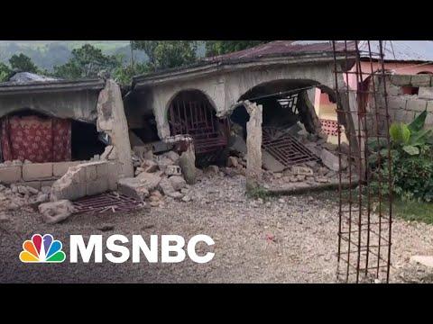 Haiti Earthquake Leaves At Least 227 Dead, Hundreds Injured Or Missing