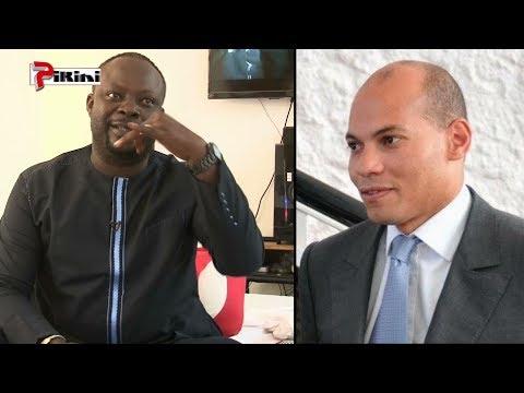 Amdy Mignon: Karim Wade m'appelle depuis Qatar