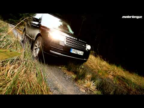 New 2013 Range Rover review and road test