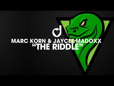 Marc Korn & Jaycee Madoxx – The Riddle (Steve Modana Mix)