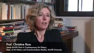 Christine Ross on video art