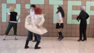 Nyanmaru Dance