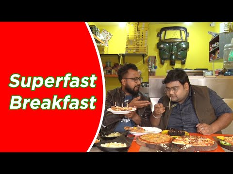 Super fast Break fast with Vojo & Harry |
