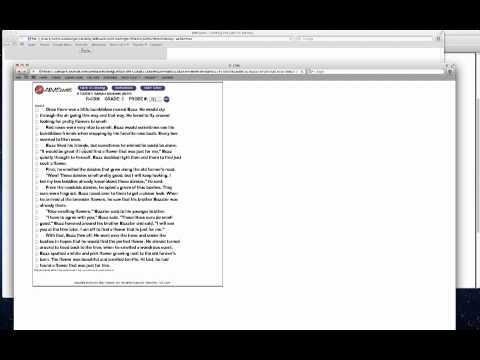 Aimsweb Step 3 actual progress monitoring.mp4