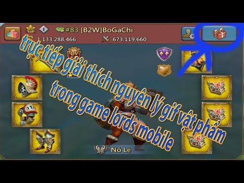 Gif Là Gì Và Làm Thế Nào để Có Gif Trong Game Lords Mobile Và Trả Lời Một Số Câu Hỏi Liên Quan