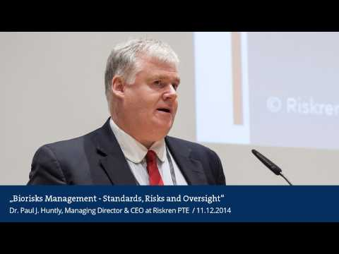 Biorisks Management – Standards, Risks and Oversight