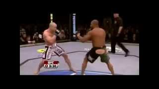 Wanderlei Silva vs Rampage Jackson