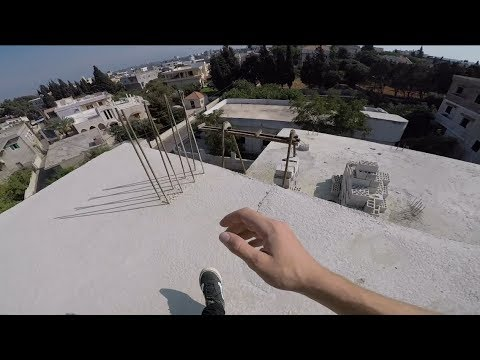 باركور على اسطح لبنان - POV PARKOUR