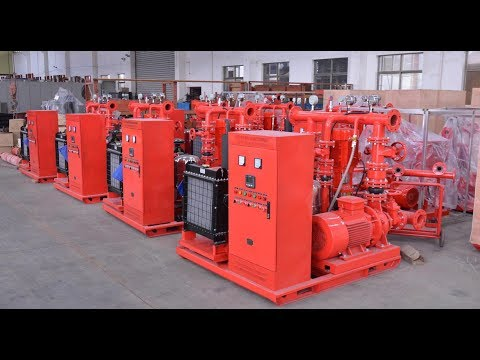 Better Technology Co., Ltd. -  Professional Fire Fighting Pump Supplier