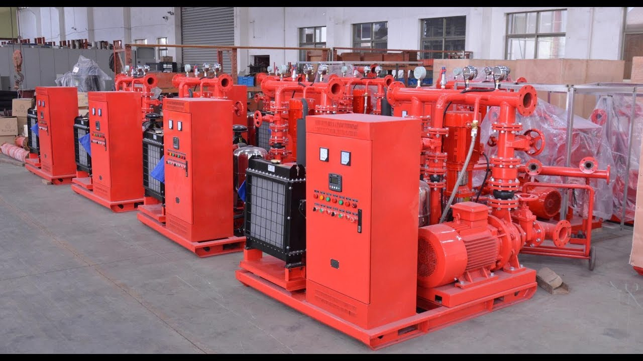 Better Technology Co , Ltd  - professional fire fighting pump supplier