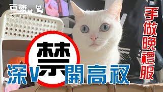 【豆漿 - SoybeanMilk】還原度87%的超狂晚禮服 辛辣到被禁播? thumbnail