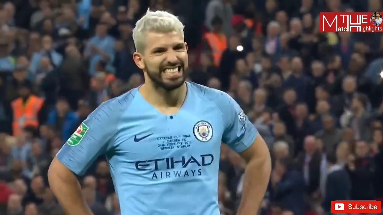 Chelsea 0-0 Manchester City (3-4 PEN)  - Highlights HD  - Carabao Cup Final 2019