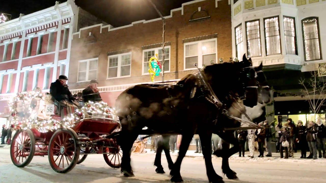 2015 Cheyenne Christmas Parade - YouTube