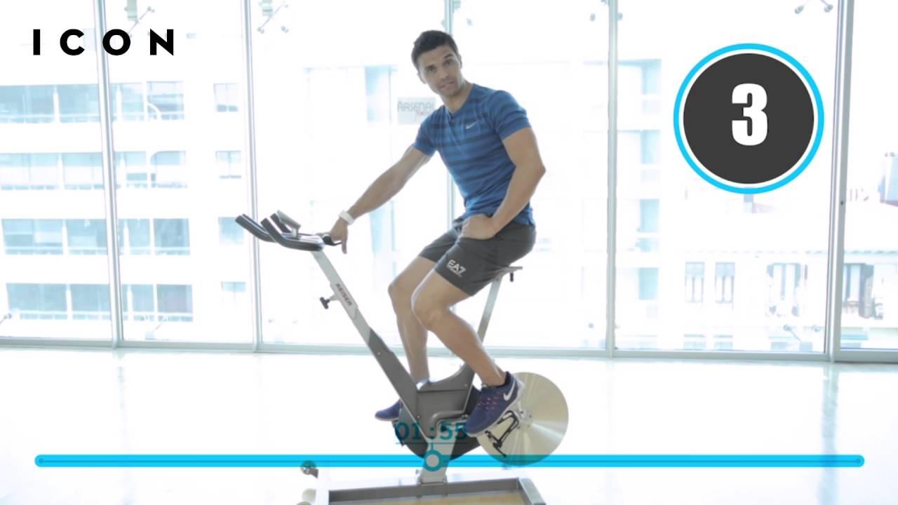 como hacer bici fija para bajar de peso