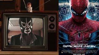 Ciné-libré : the amazing spiderman (2012)