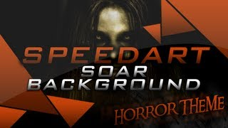 SoarSniping | Background Speedart [Horror Theme!] Thumbnail