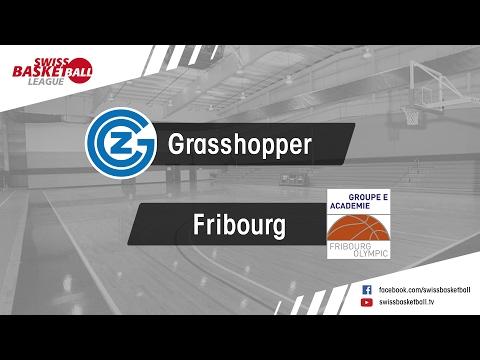BM_D17: Zürich vs Fribourg U23
