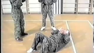 ч1-16 #Контратаки лежа против #двоих #Боевое самбо #рукопашный_бой