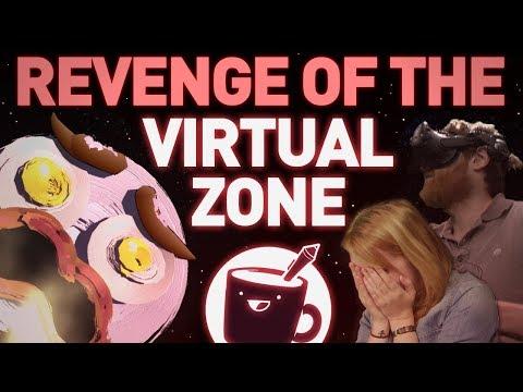 Virtual Reality Drawing Challenge