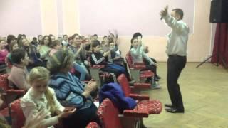 Святослав Край Виноградів Гімназія(Мої концерти не є унікальними по суті, але є такими, що цікавлять дітей своєю специфікою, адже дітки приймаю..., 2016-02-25T11:57:33.000Z)