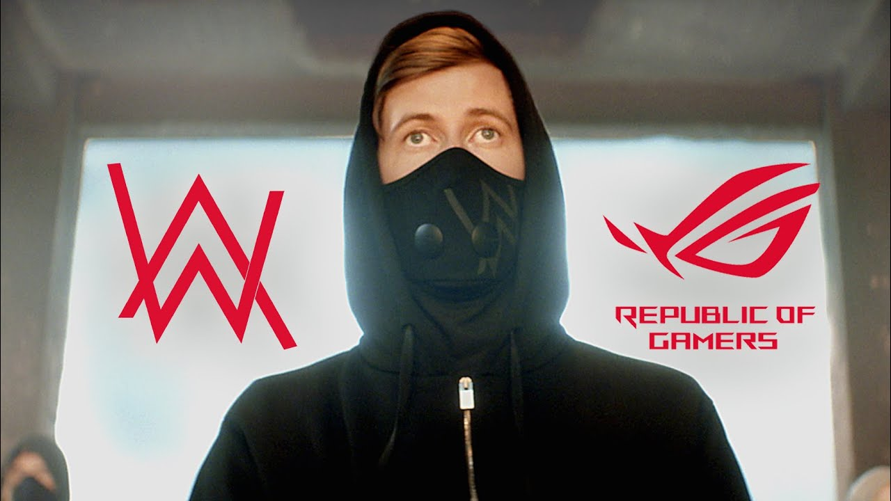 For Those Who Dare: World of Walker x Republic of Gamers