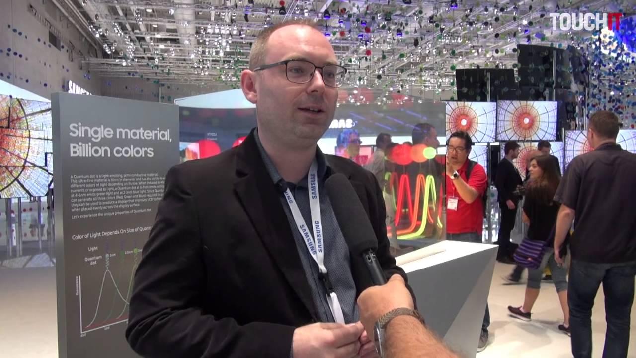 7470a338a VIDEO TOUCHIT: Samsung prezentoval až 10 ročnú záruku na televízory s Quantum  Dot technológiou. A ukázal, ako má vyzerať zvuk z TV   TOUCHIT