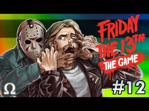 Thumbnail: DON'T ROCK THE BOAT, NEW MAPS / FULL RELEASE! | Friday the 13th The Game #12 Ft. Friends