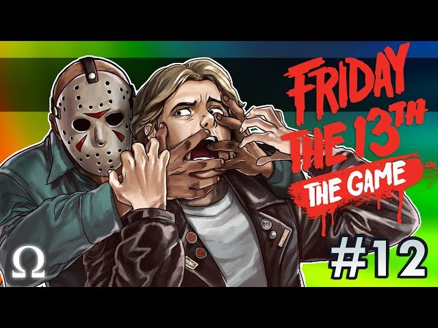 DON'T ROCK THE BOAT, NEW MAPS / FULL RELEASE! | Friday the 13th The Game #12 Ft. Friends