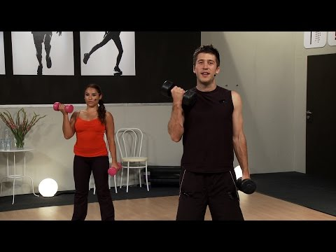 Round Robbin Routine Workout with Richard Paul (Fityess) in Full HD