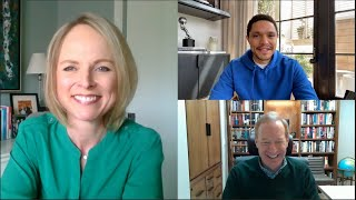 Trevor Noah & Brad Smith discuss access to learning during COVID-19