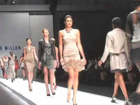 Karen Millen st Joburg Fashion Week 2010