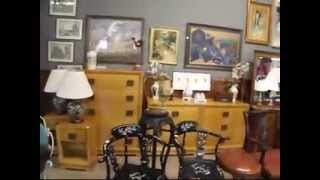 7-6-14 Antique Walk Thru Video