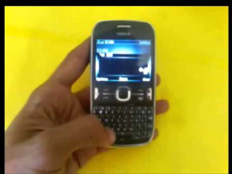 How to hard reset NOKIA ASHA 302 in 3 seconds!!
