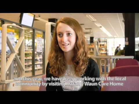 Aberystwyth University's Welsh Language Scheme