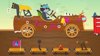Garage Master   Car game for Kids & Toddlers #2   Cute Little Games screenshot 3